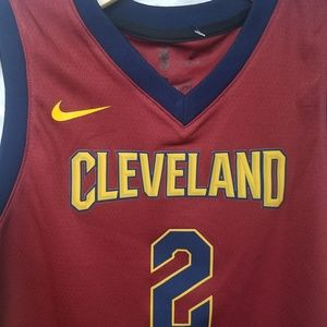 Nike Shirts & Tops - Nike Cleveland Cavaliers Irving Jersey #2 Youth